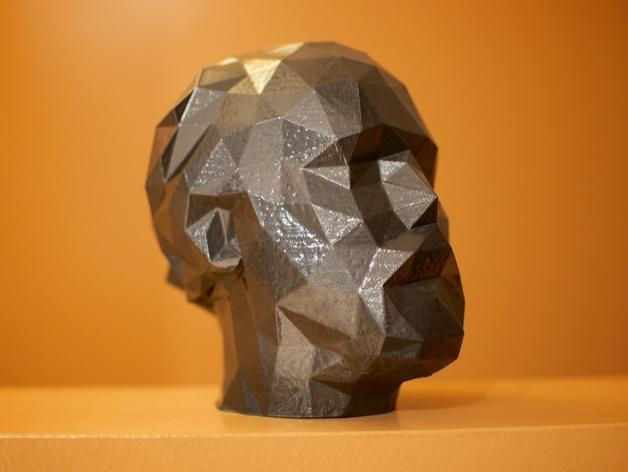 道格拉斯·柯普兰 3D模型  图3