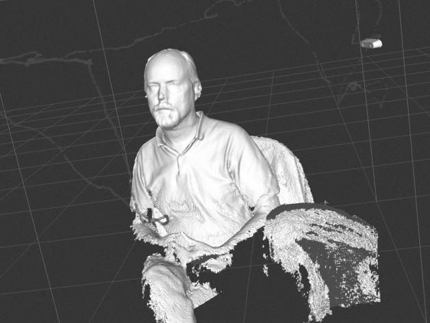 道格拉斯·柯普兰 3D模型  图6
