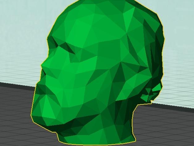 道格拉斯·柯普兰 3D模型  图5