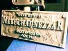 Nebuchadnezzar Placard浮雕模板 3D模型 图1
