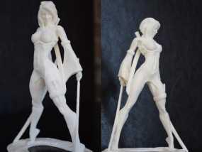 Akiko吉田亚纪子 人物模型 3D模型
