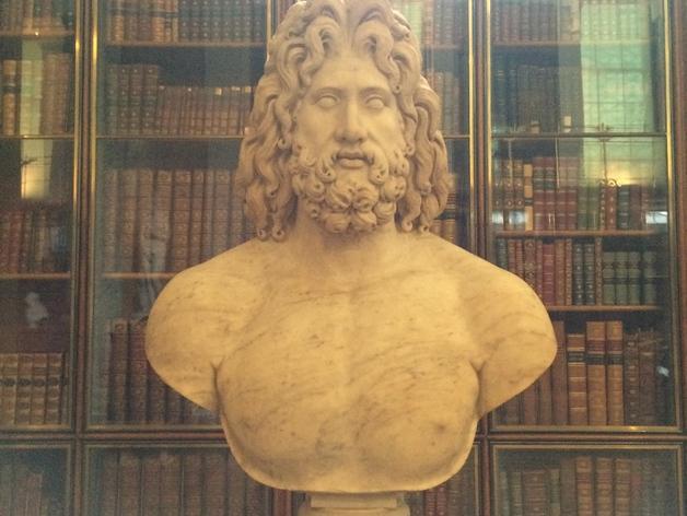 宙斯雕像 3D模型  图3