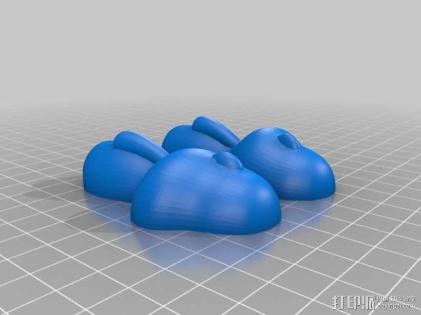 蜡笔小新 3D模型  图6
