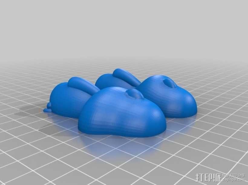 蜡笔小新 3D模型  图7