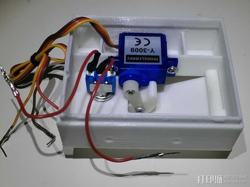 硬件盒子 3D模型  图5