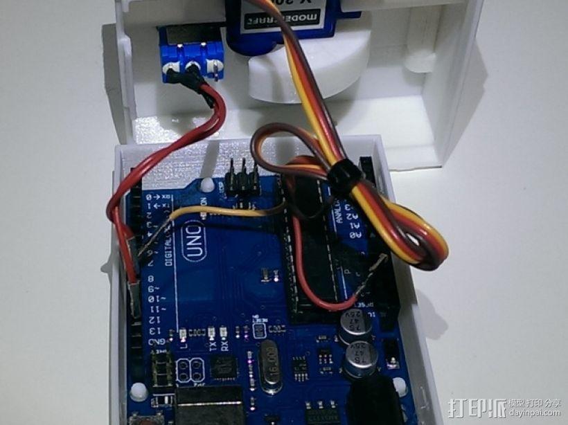 硬件盒子 3D模型  图7