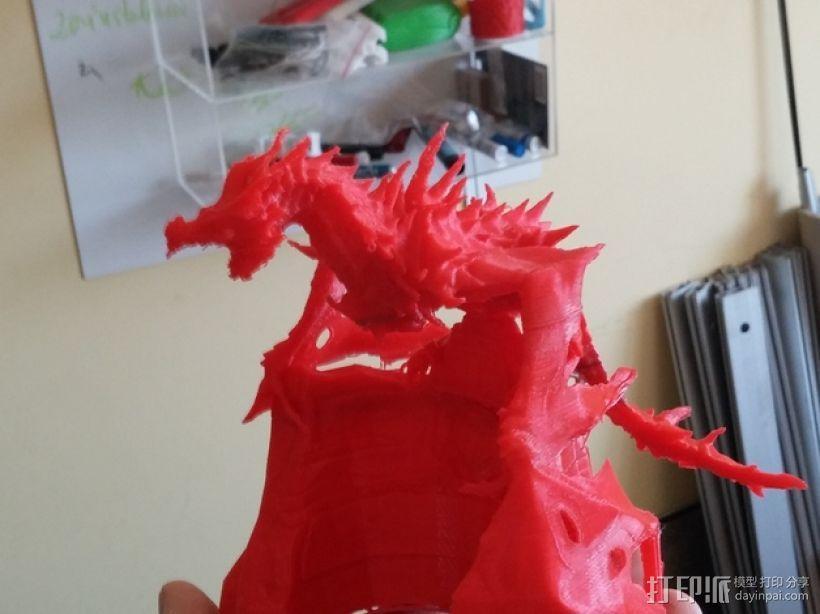 Alduin龙 模型 3D模型  图5
