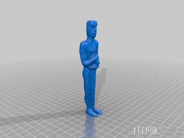电影奖杯 模型 3D模型  图5
