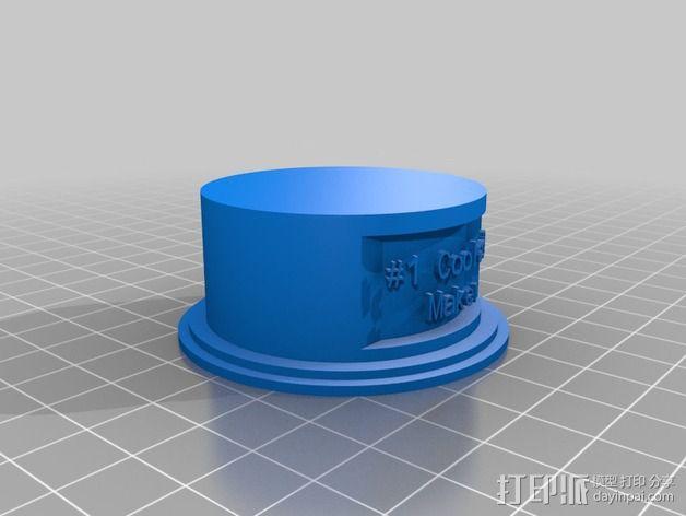 电影奖杯 模型 3D模型  图7