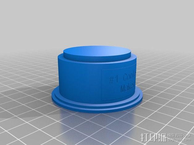 电影奖杯 模型 3D模型  图8