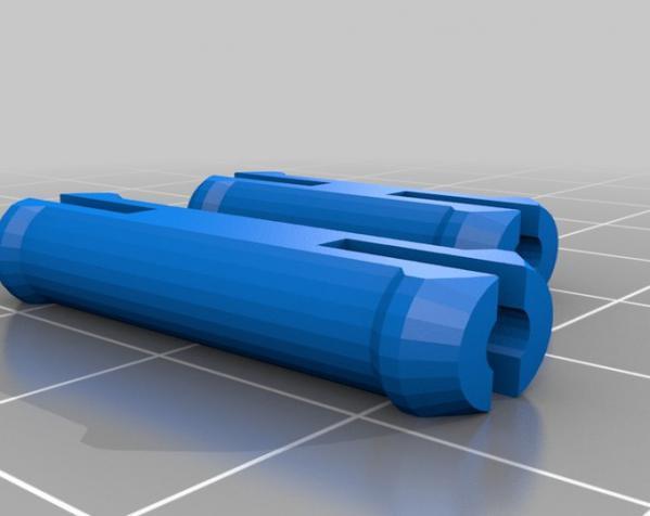旋转齿轮 头骨模型 3D模型  图8