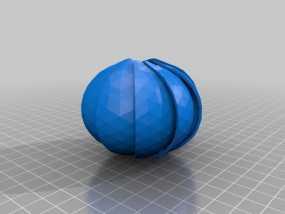 球潮虫 模型 3D模型