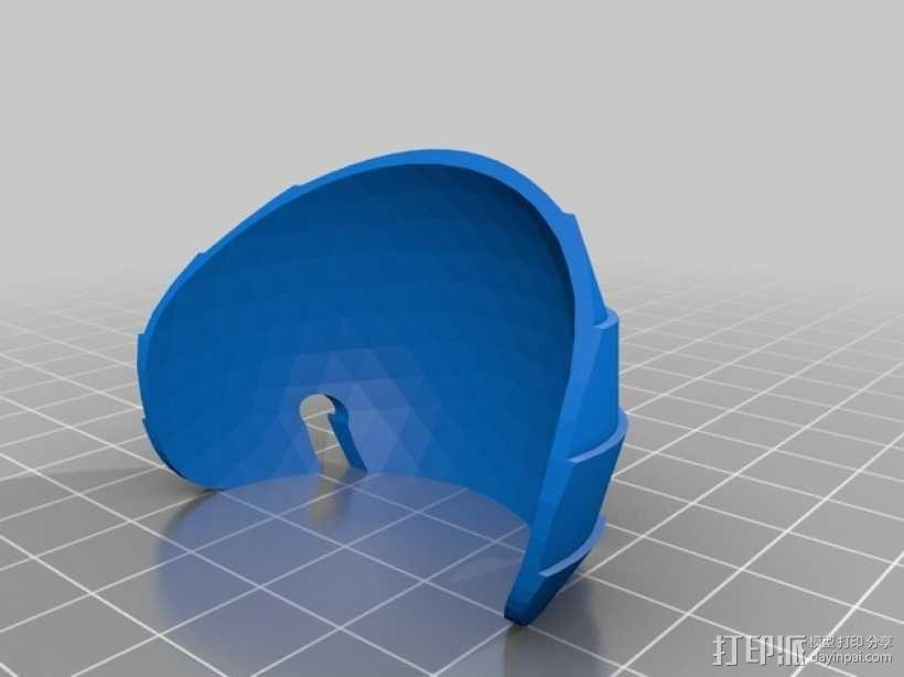 球潮虫 模型 3D模型  图3