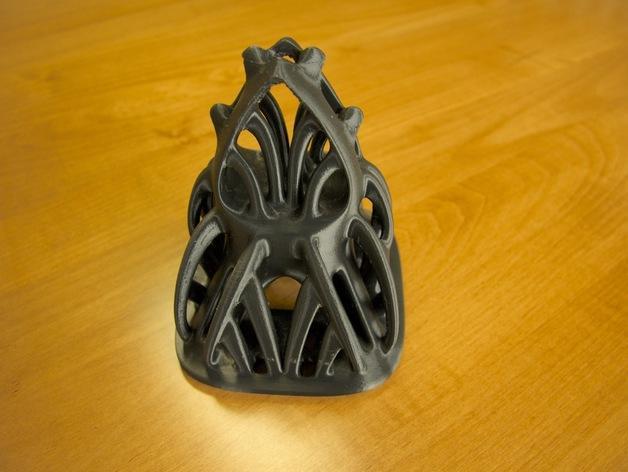 镂空手工制品 3D模型  图4
