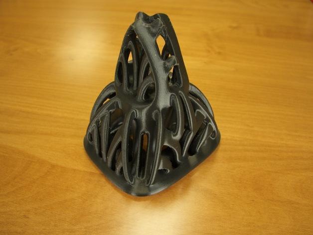 镂空手工制品 3D模型  图5