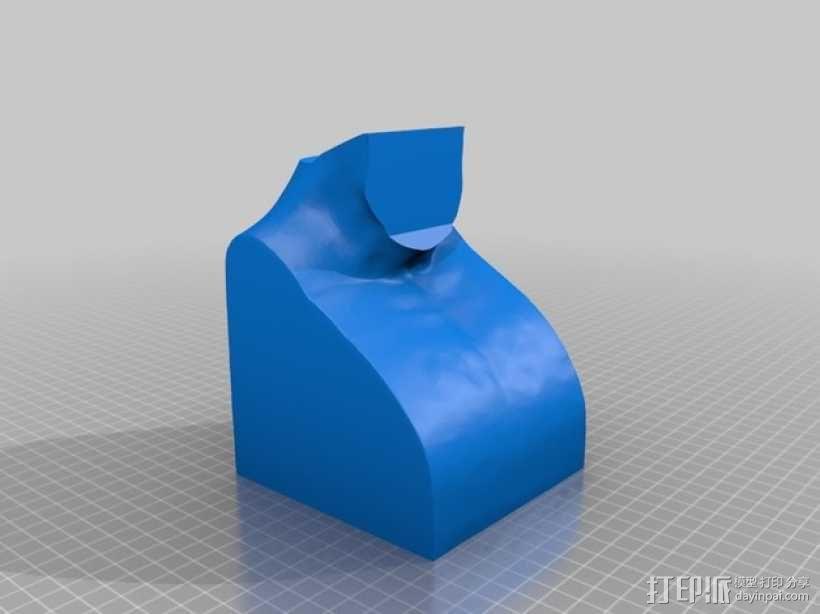 荷马 3D模型  图7
