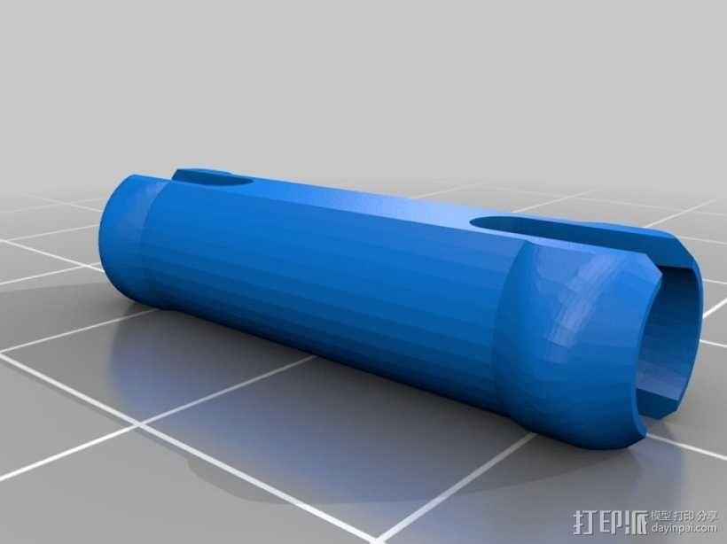 PLA 心形齿轮 3D模型  图5