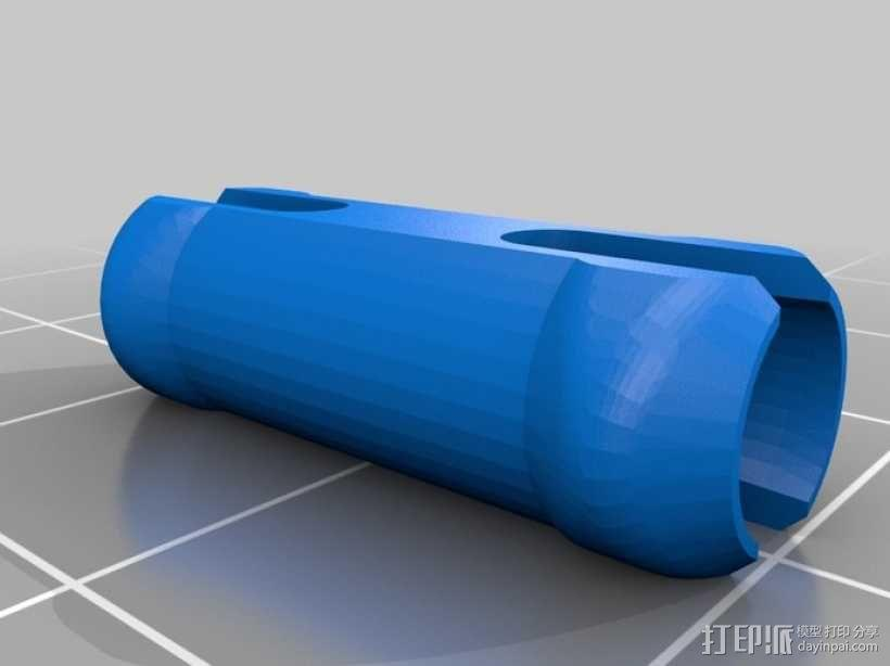 PLA 心形齿轮 3D模型  图6