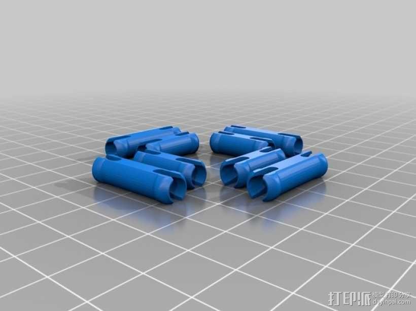 PLA 心形齿轮 3D模型  图9