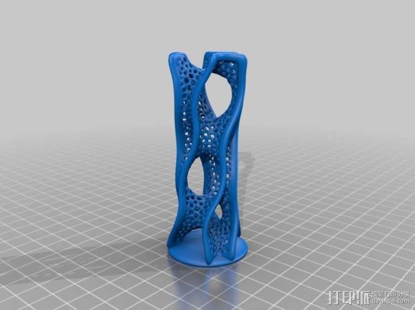 抽象物体 3D模型  图2