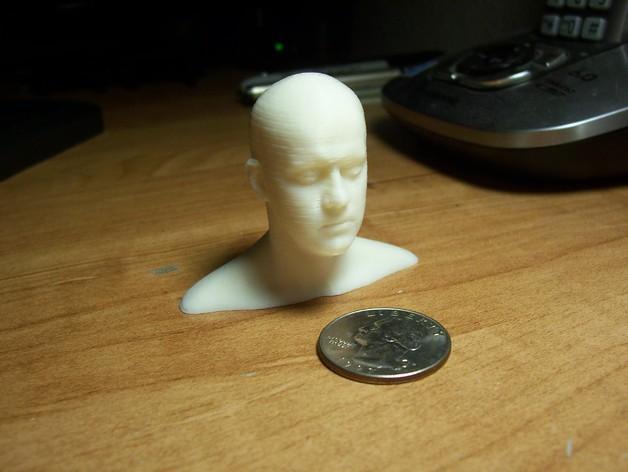 3D头像 3D模型  图5