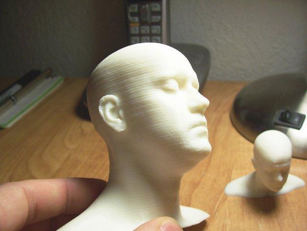 3D头像 3D模型  图4