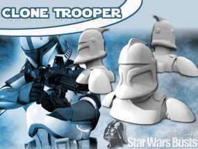 克隆人军队 3D模型