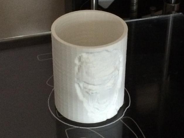 荧光杯 3D模型  图5