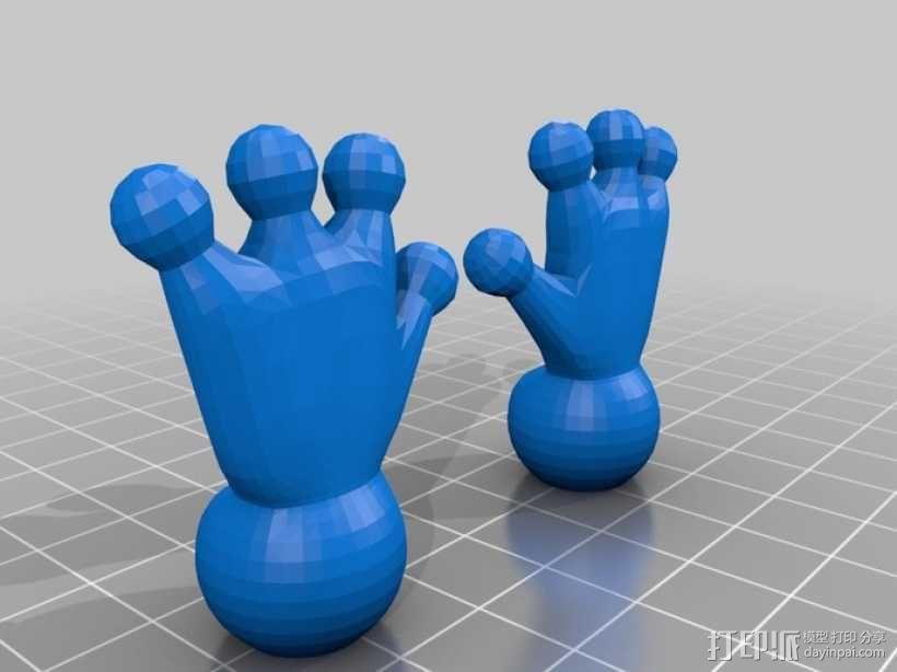 Mark II - sNi 模子 3D模型  图2