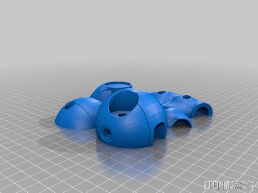 Mark II - sNi 模子 3D模型  图9