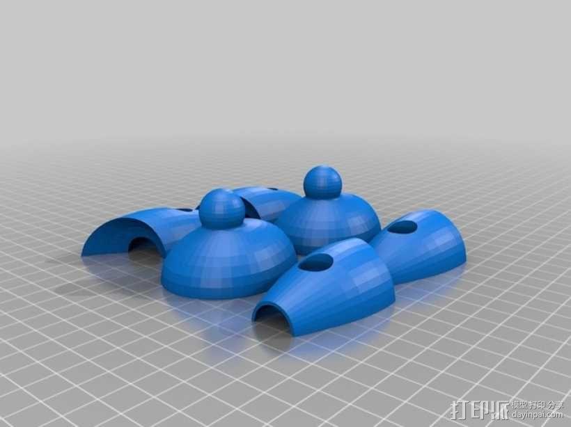 Mark II - sNi 模子 3D模型  图11