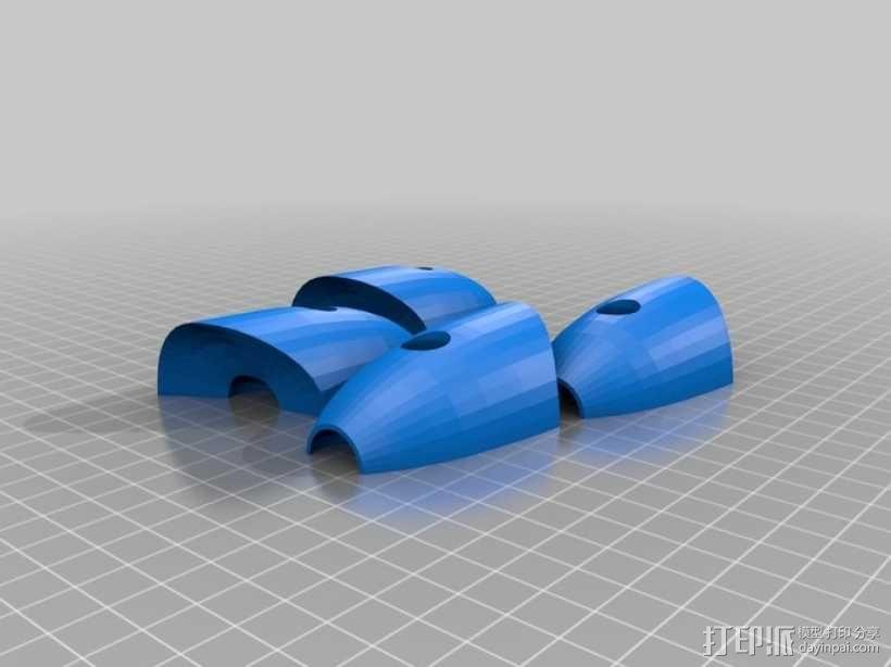 Mark II - sNi 模子 3D模型  图12