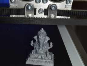 蛙神雕塑模型 3D模型