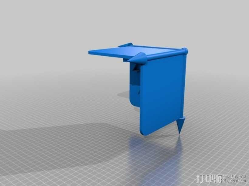 3D坐标轴  3D模型  图5