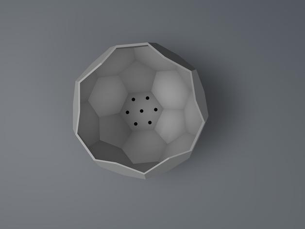 球形罐 3D模型  图3
