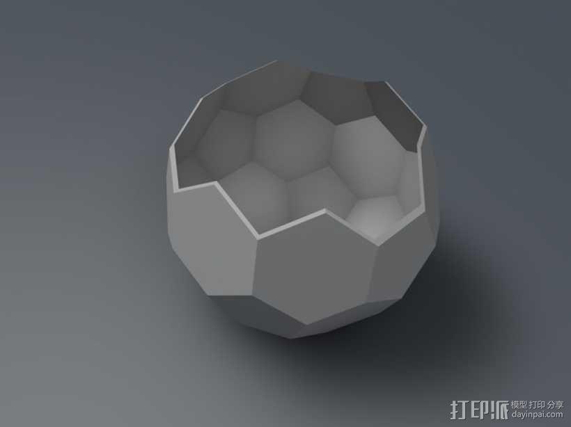 球形罐 3D模型  图1