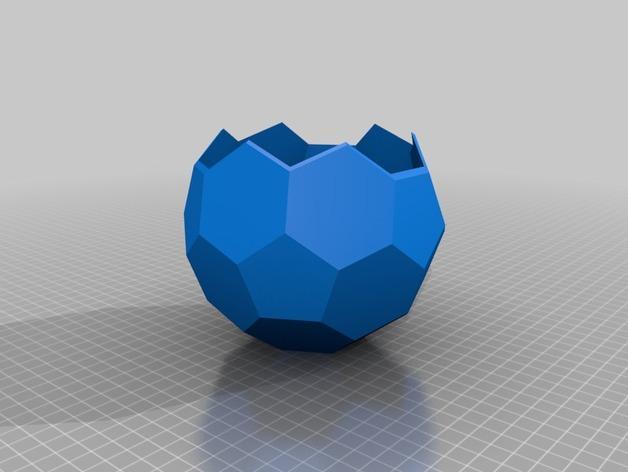 球形罐 3D模型  图4