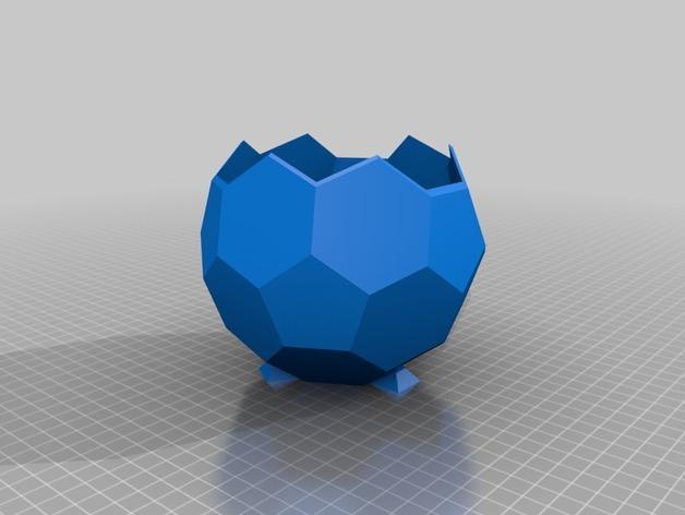 球形罐 3D模型  图5