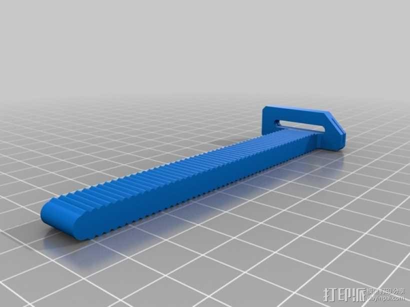 圆规 3D模型  图5