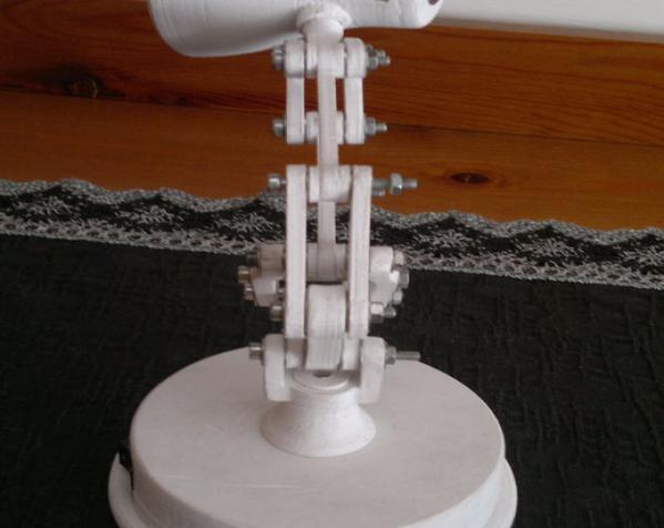 迷你可折叠小台灯 3D模型  图6