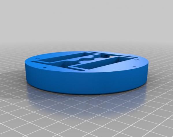 迷你可折叠小台灯 3D模型  图10