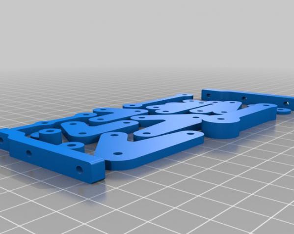 迷你可折叠小台灯 3D模型  图12