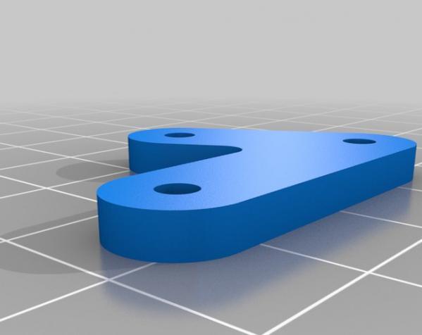 迷你可折叠小台灯 3D模型  图15