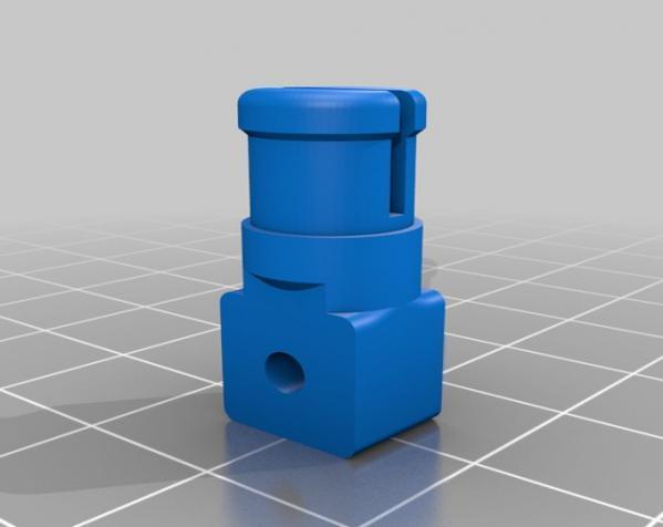 迷你可折叠小台灯 3D模型  图19