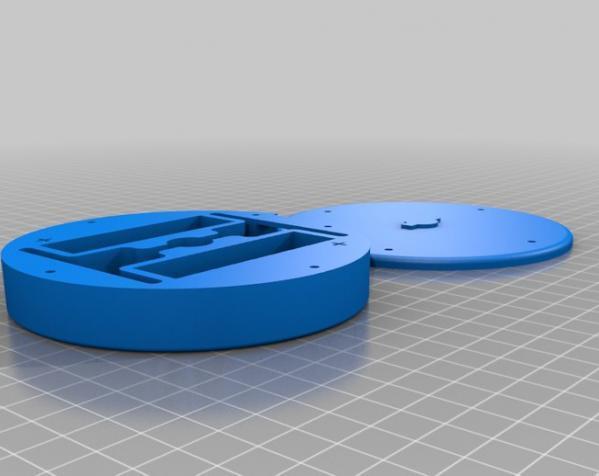 迷你可折叠小台灯 3D模型  图23