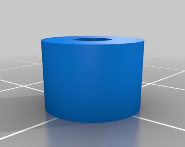迷你可折叠小台灯 3D模型  图26