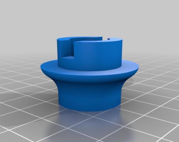 迷你可折叠小台灯 3D模型  图27