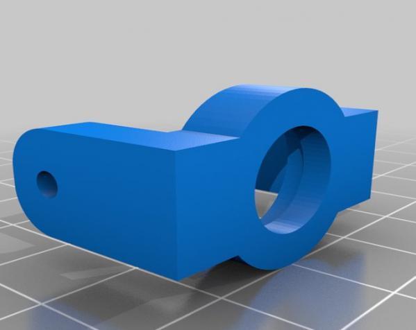 迷你可折叠小台灯 3D模型  图29
