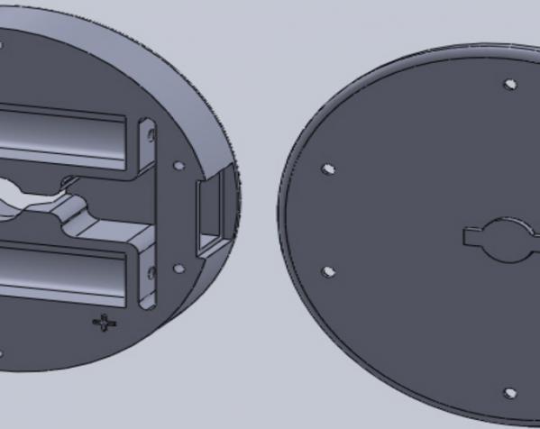 迷你可折叠小台灯 3D模型  图32