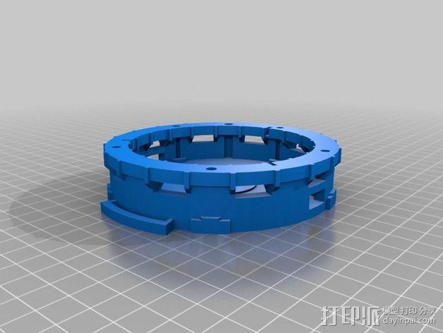 能量环 3D模型  图4